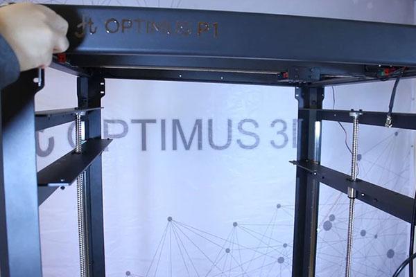 Optimus P1 3D Printer Review 15
