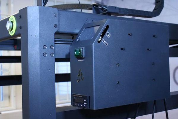 Optimus P1 3D Printer Review 17