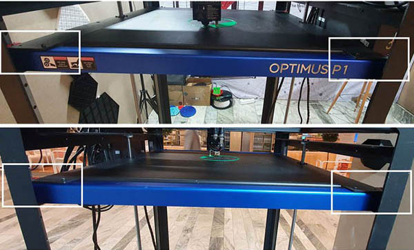 Optimus P1 3D Printer Review 18