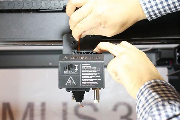 Optimus P1 3D Printer Review 21