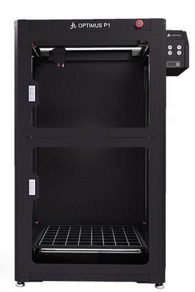Optimus P1 3D Printer Review 2