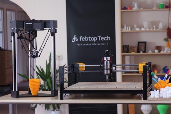 Optimus P1 3D Printer Review 3