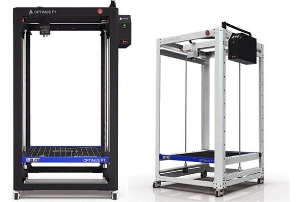 Optimus P1 3D Printer Review 22