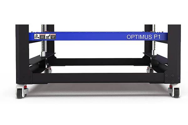 Optimus P1 3D Printer Review 24