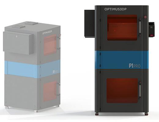 Optimus P1 3D Printer Review 27