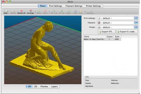 Optimus P1 3D Printer Review 28