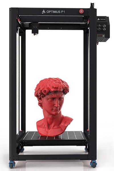 Optimus P1 3D Printer Review 30