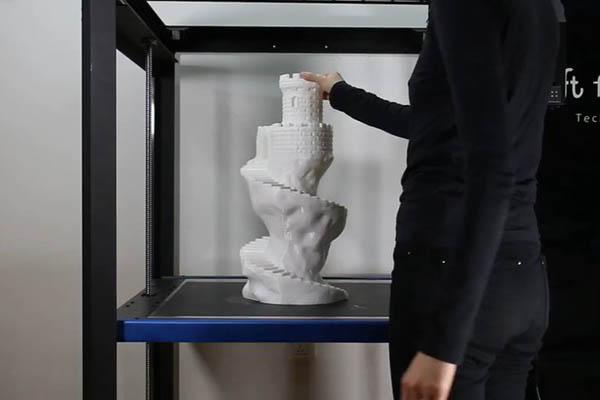 Optimus P1 3D Printer Review 33