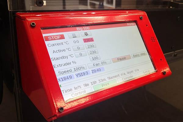 Modix Big 40 3D Printer Review 6