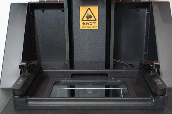 FlashForge Hunter Resin 3D Printer Review 6