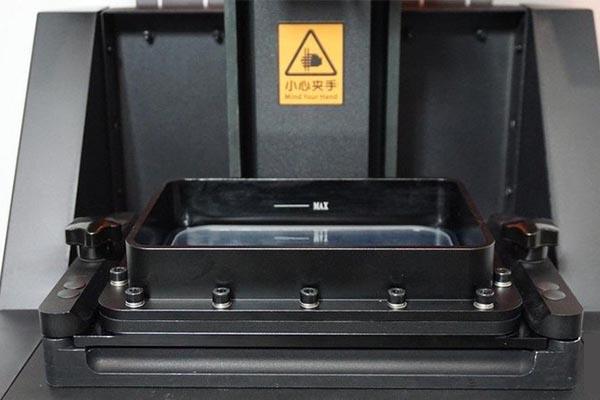 FlashForge Hunter Resin 3D Printer Review 7