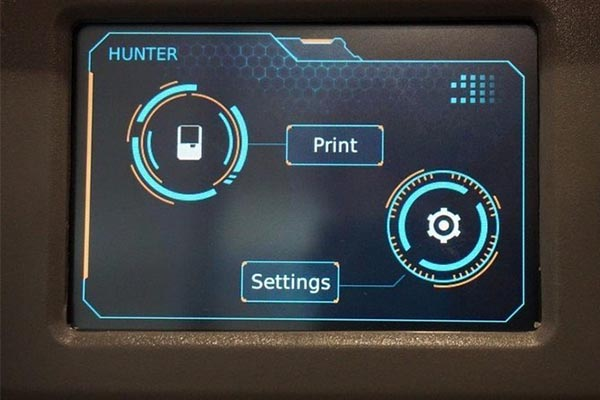 FlashForge Hunter Resin 3D Printer Review 10