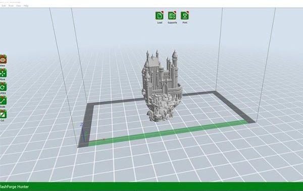 FlashForge Hunter Resin 3D Printer Review 16
