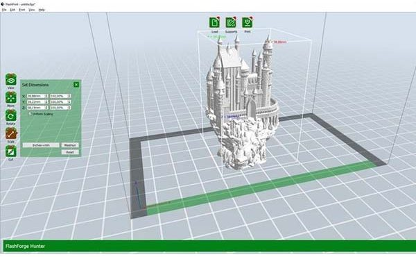 FlashForge Hunter Resin 3D Printer Review 19