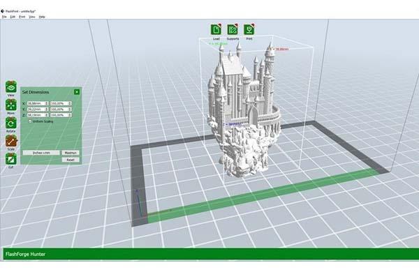 FlashForge Hunter Resin 3D Printer Review 17