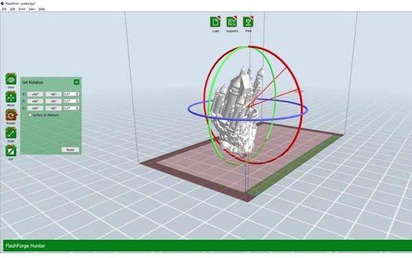 FlashForge Hunter Resin 3D Printer Review 18