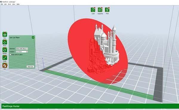 FlashForge Hunter Resin 3D Printer Review 21