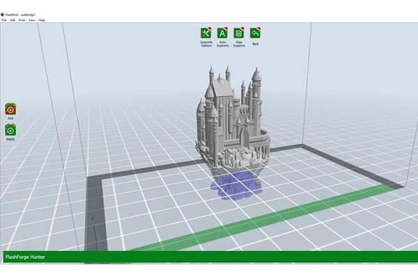 FlashForge Hunter Resin 3D Printer Review 22