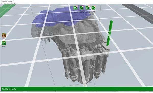 FlashForge Hunter Resin 3D Printer Review 23