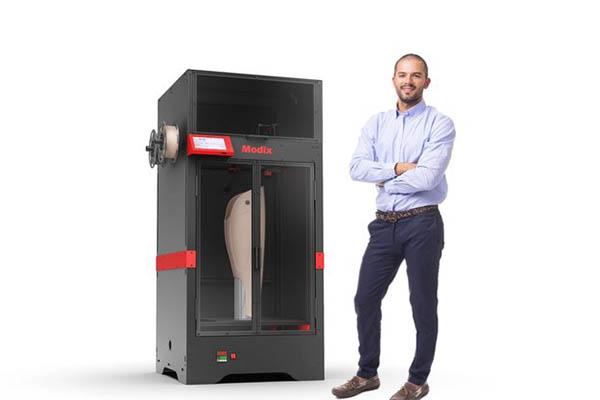 Modix Big 40 3D Printer Review 1