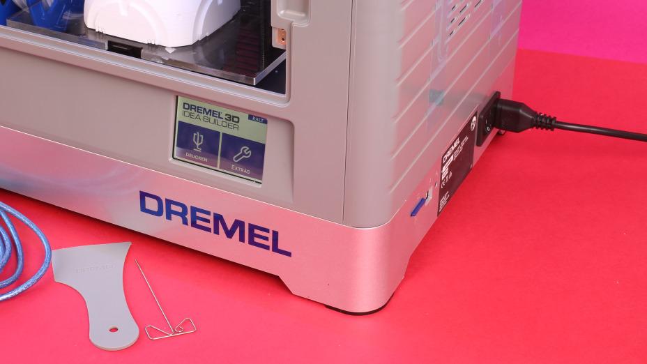 dremel 3d 20 touchscreen