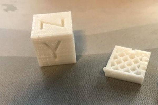 calibration cube failed