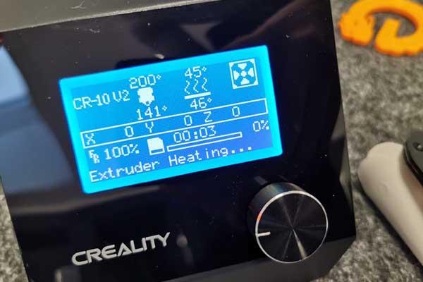Creality3D CR-10 V2 3D printer 17