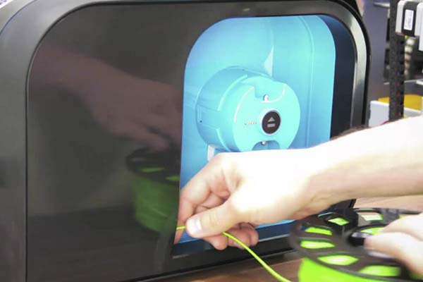 How to Load Filament on the CEL Robox