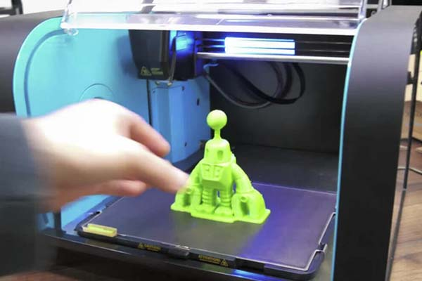 Making the First Prints