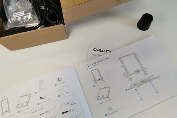 Creality3D CR-10 V2 3D printer 7