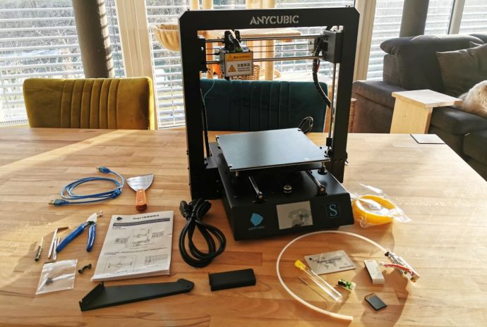 Anycubic Mega S Review 1