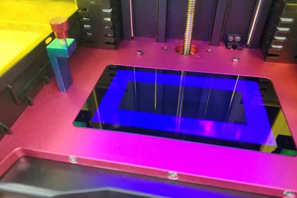 anycubic photon s screen test