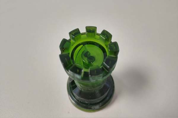 anycubic photon s testprint tower