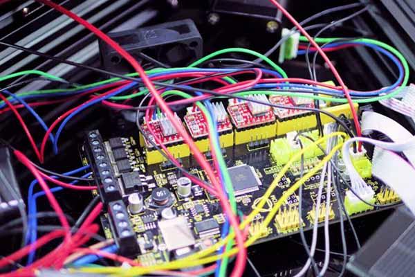 atom 3d printer processor