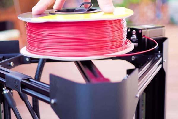 atom printer filaments