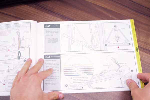 atom printer manual