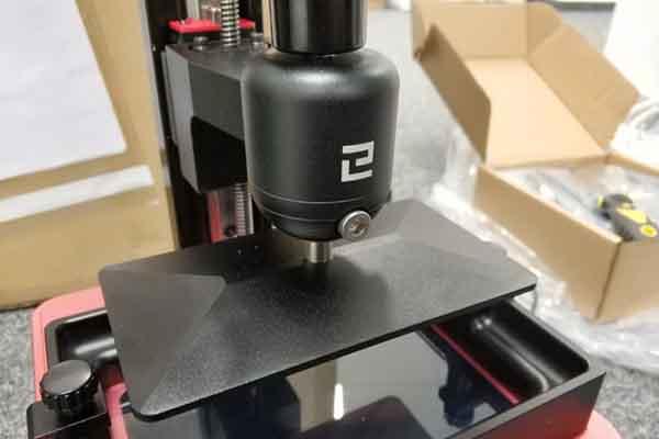 elegoo mars pro print plate