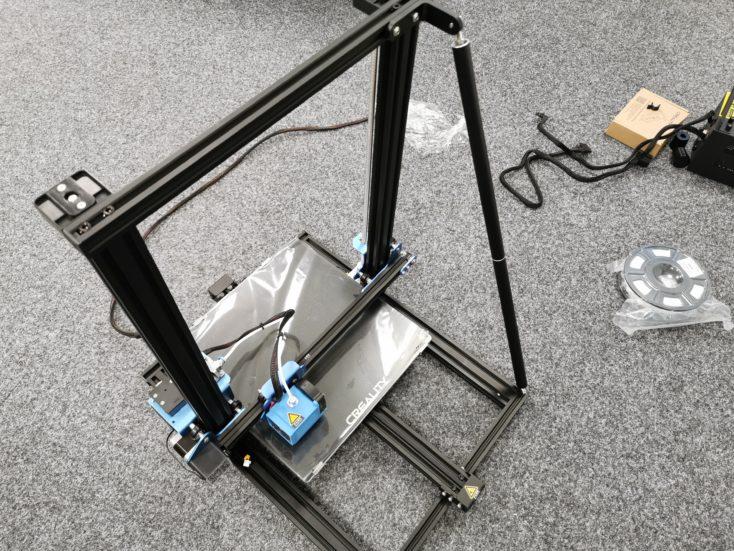 Creality3D CR-10 V2 3D printer 4