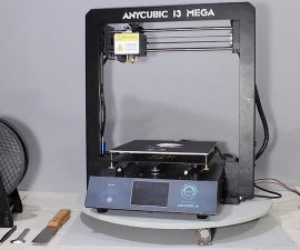 Anycubic i3 Mega 3D Printer Review 2