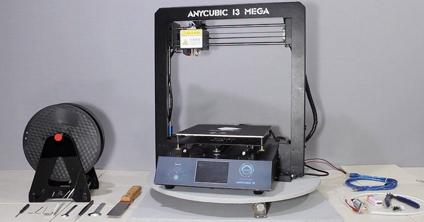 Anycubic i3 Mega 3D Printer Review 1