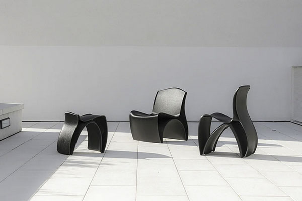 image of 3d printed furniture