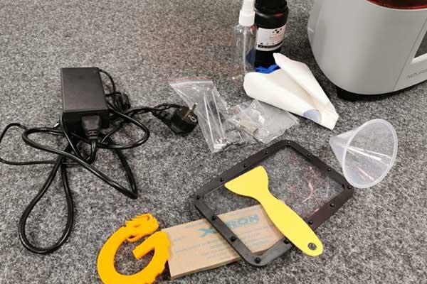 nova3d elfin 3D printer accessories