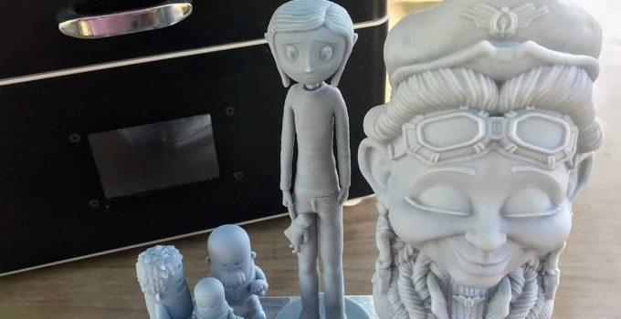 Best Budget Resin 3D Printer