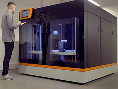 Best Large Format 3D Printers (Consumer + Industrial Options) 19