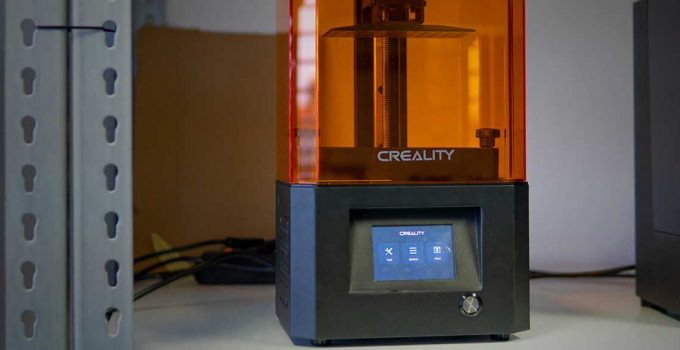 Creality LD-002r Review 11