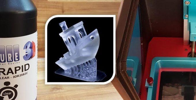 Monocure 3D Resin Review