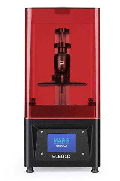 Best Budget Resin 3D Printer 1