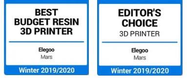 Best Budget Resin 3D Printer 2