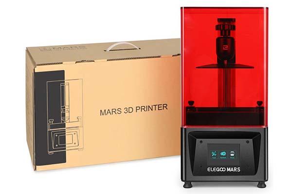 Best Budget Resin 3D Printer 4