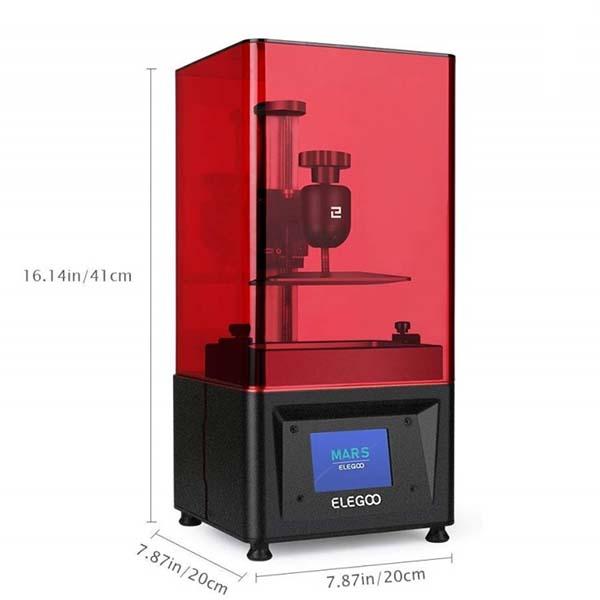 Best Budget Resin 3D Printer 5